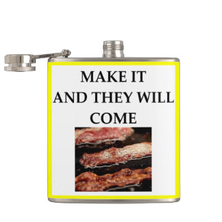 bacon flasks