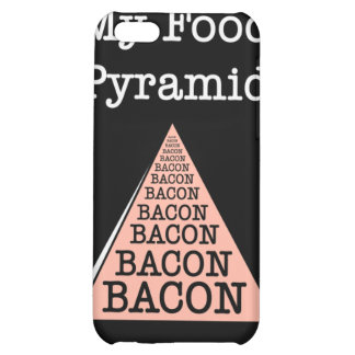 Bacon Food Pyramid iPhone 5C Cover