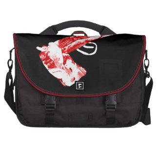Bacon Gun Computer Bag