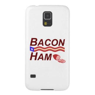 Bacon Ham Campaign Galaxy S5 Case