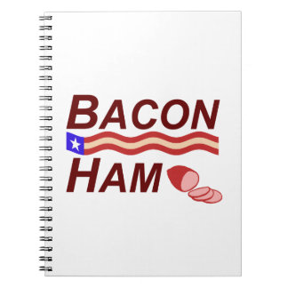 Bacon Ham Campaign Notebook
