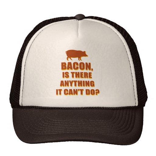 Bacon Mesh Hats