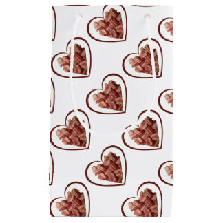 Bacon Heart Gift Bag