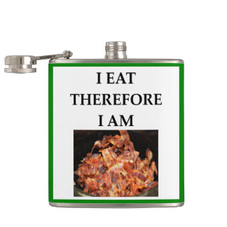 BACON HIP FLASK