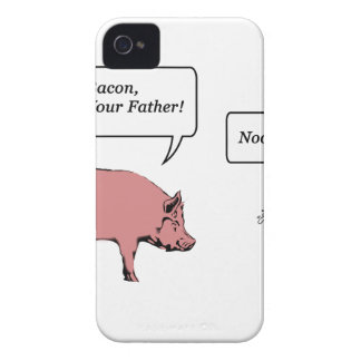 Bacon, I Am Your Father iPhone 4 Case-Mate Case