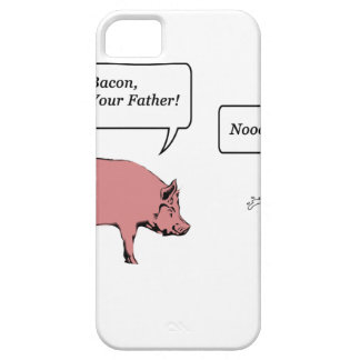Bacon, I Am Your Father iPhone 5 Cases
