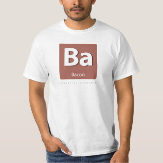 Bacon is essential! T-Shirt