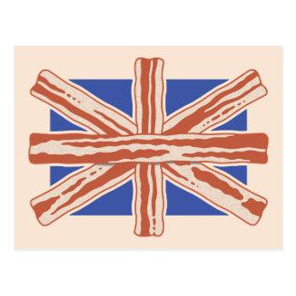 Bacon Jack Postcard