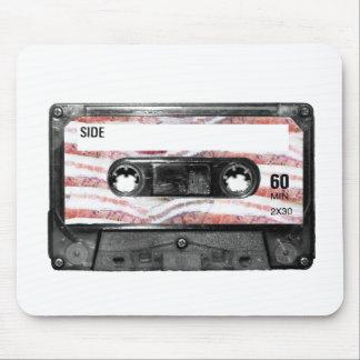 Bacon Label Cassette Mouse Pad