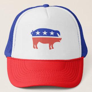 Bacon Logo Trucker Hat