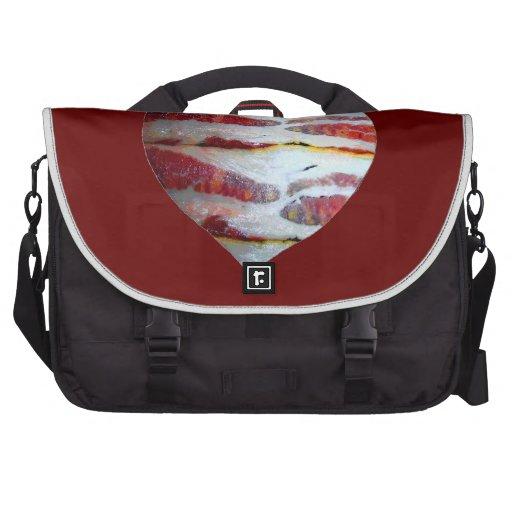 Bacon Love Heart Computer Bag