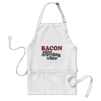 bacon makes everything better standard apron