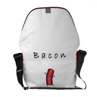 Bacon Courier Bag