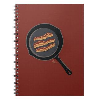 Bacon Notepad Notebook
