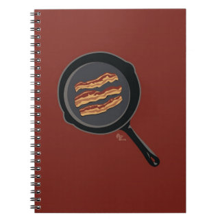 Bacon Notepad Notebooks