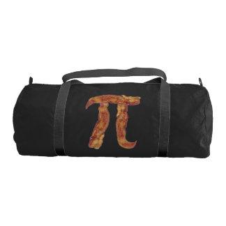 Bacon Pi Gym Duffel Bag
