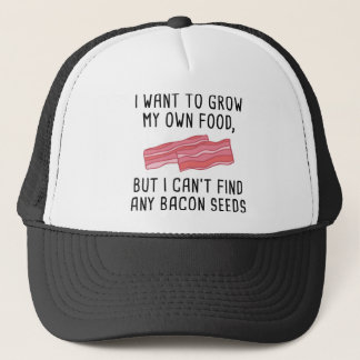 Bacon Seeds Trucker Hat