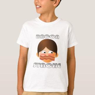 Bacon Stache T-Shirt