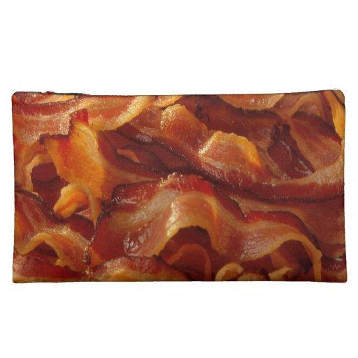 Bacon Sueded Medium Accessory Bag