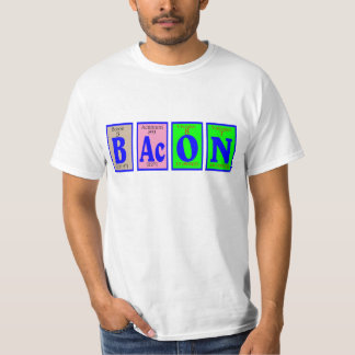 Bacon. T-shirts