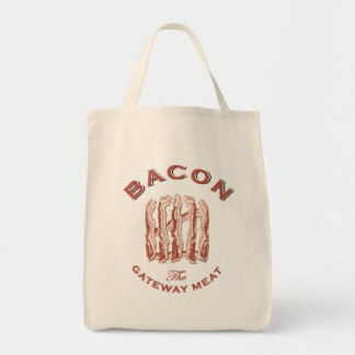 Bacon the Gateway Meat market bag