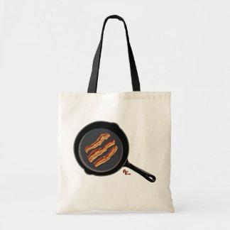 Bacon Tote Budget Tote Bag