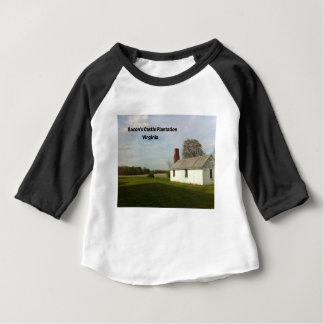 Bacon's Castle Plantation, VA Baby T-Shirt