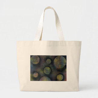 Bacteria enmeshed large tote bag