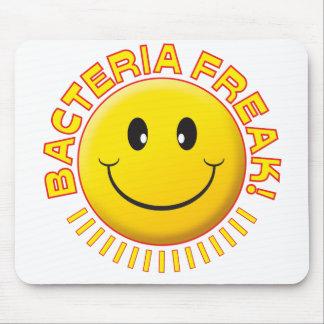 Bacteria Freak Smile Mouse Mats
