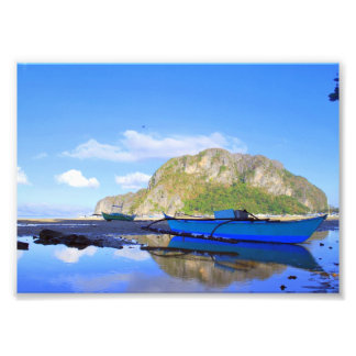 Bacuit Bay of Palawan Photo Art