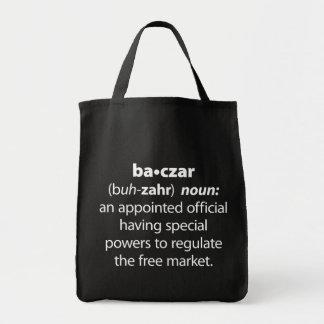 Baczar Grocery Tote Bag