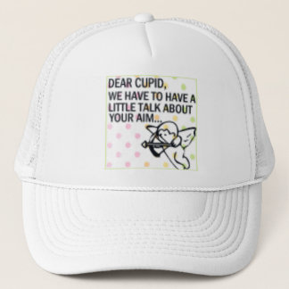 Bad Aim Trucker Hat
