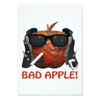 Bad Apple Card