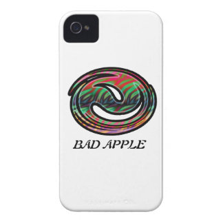 Bad apple iPhone 4 case