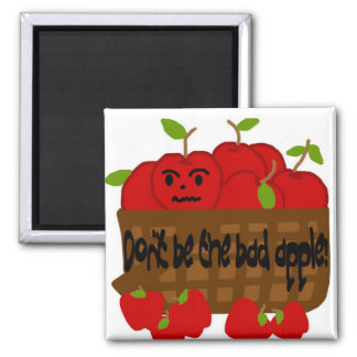 Bad apple magnet