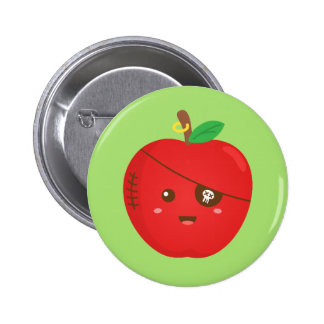 Bad Apples can be cute too Pin