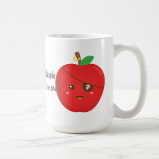 Bad Apples can be cute too Coffee Mugs