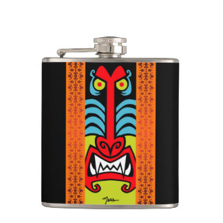 BAD ASS BABOON HIP FLASK