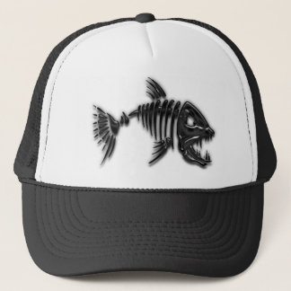Bad attitude fish hat