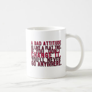 bad attitude products coffee mugs