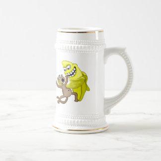 bad banana beer stein