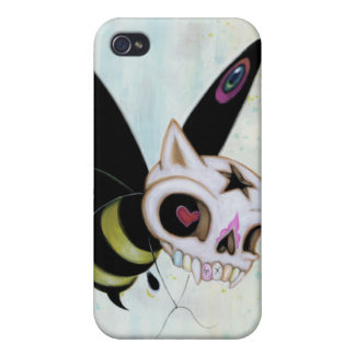 Bad Bee iPhone4 iPhone 4/4S Cover