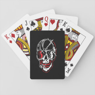 Bad Boyz Playing Cards