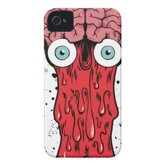 bad brain iPhone 4 covers