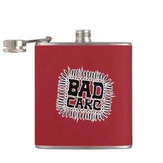Bad Cake Fluid Holster Hip Flask