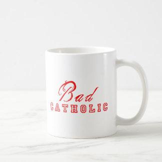 Bad Catholic Mug