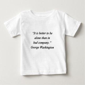 Bad Company - George Washington Baby T-Shirt