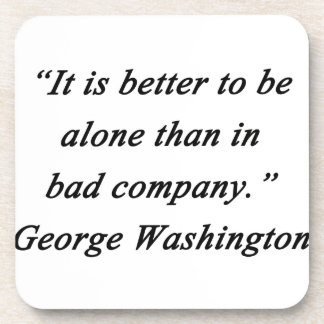 Bad Company - George Washington Coaster