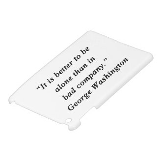 Bad Company - George Washington iPad Mini Cover