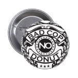 Bad Cop No Doughnut - Black